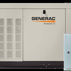 Газовый генератор GENERAC RG 022 с АВР