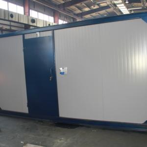 Дизельный генератор MVAE АД-110-400-Р в контейнере с АВР