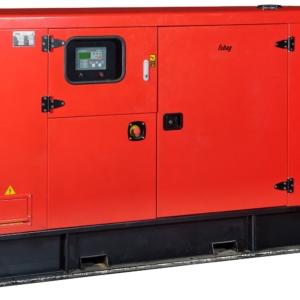 Дизельный генератор FUBAG DS 275 DAC ES с АВР