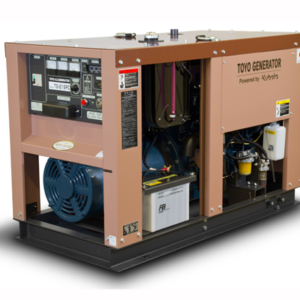 Дизельный генератор TOYO TG-30SPC с АВР