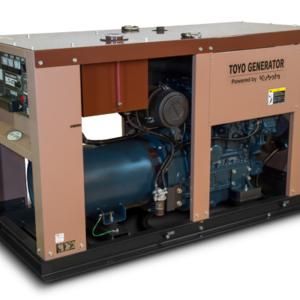 Дизельный генератор TOYO TG-40TPC с АВР