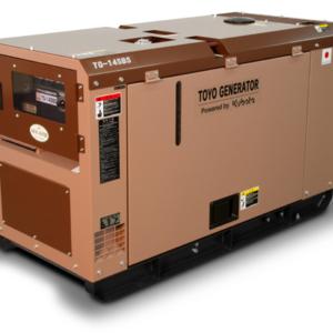 Дизельный генератор TOYO TG-14SBS с АВР