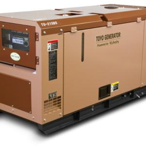 Дизельный генератор TOYO TG-30SBS с АВР