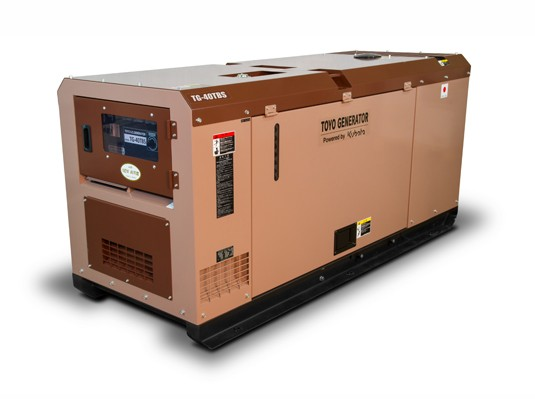 Дизельный генератор TOYO TG-40TBS с АВР