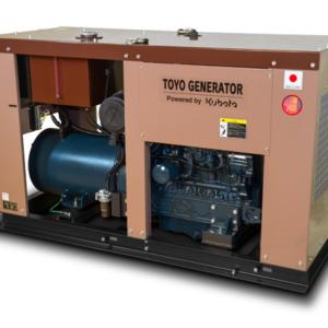 Дизельный генератор TOYO TG-47TPC с АВР