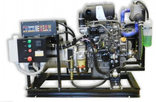 Дизельный генератор ВЕПРЬ АДС 12-230 РЯ2 с АВР