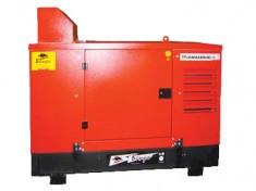 Дизельный генератор ВЕПРЬ АДА 31,5-Т400 РЛ4 в кожухе с АВР