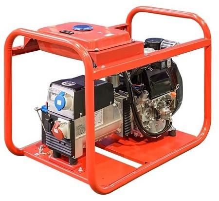 Дизельный генератор ВЕПРЬ АДП 10-230 ВЛ-БС с АВР