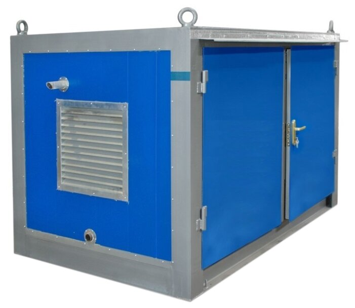 Дизельный генератор ВЕПРЬ АДС 55-Т400 РЯ2 в контейнере с АВР