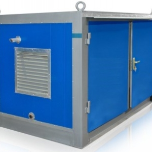 Бензогенератор ВЕПРЬ АБП 10-230 ВХ-БСГ в контейнере с АВР