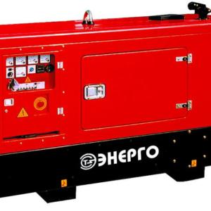 Дизельный генератор ENERGO ED60/400 IV-S в кожухе
