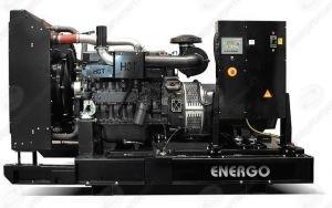 Дизельный генератор ENERGO EDF 300/400 V с АВР