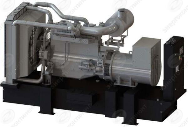 Дизельный генератор ENERGO EDF 285/400 D с АВР