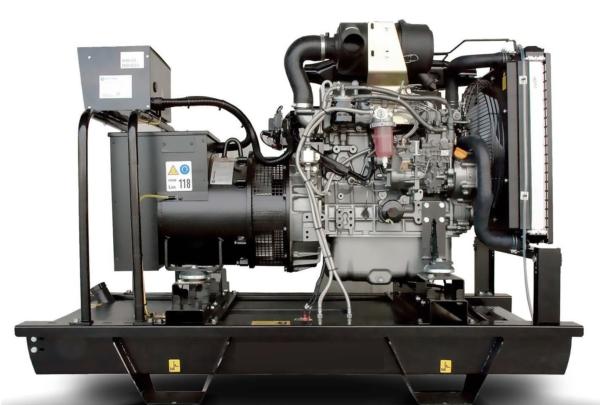 Дизельный генератор ENERGO ED35/400 Y с АВР