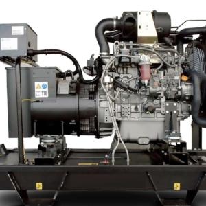 Дизельный генератор ENERGO ED8/400 Y с АВР