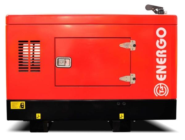 Дизельный генератор ENERGO ED8/400 Y-SS с АВР