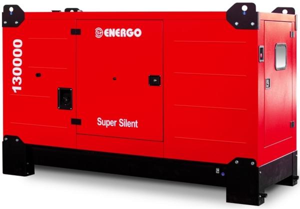 Дизельный генератор ENERGO EDF 200/400 IVS в кожухе