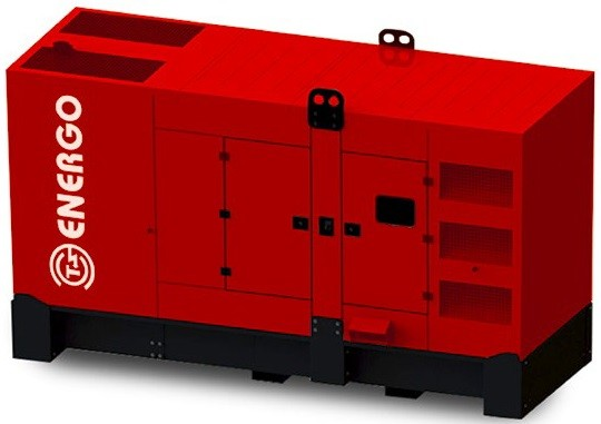 Дизельный генератор ENERGO EDF 150/400 VS в кожухе