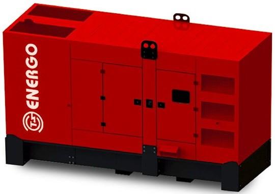 Дизельный генератор ENERGO EDF 300/400 VS в кожухе с АВР