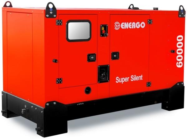 Дизельный генератор ENERGO EDF 60/400 IVS в кожухе