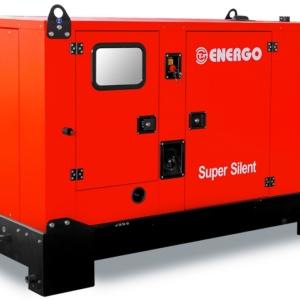 Дизельный генератор ENERGO EDF 80/400 IVS в кожухе с АВР