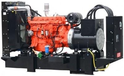 Дизельный генератор ENERGO EDF 300/400 SC с АВР