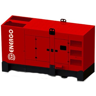 Дизельный генератор ENERGO EDF 650/400 SCS в кожухе с АВР