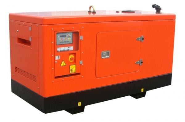 Дизельный генератор ENERGO ED13/400 Y-SS с АВР