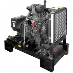 Дизельный генератор ENERGO ED17/400 Y с АВР