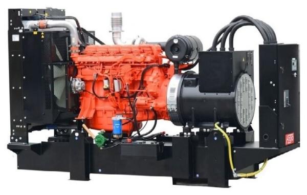 Дизельный генератор ENERGO EDF 650/400 SC