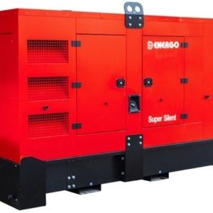 Дизельный генератор ENERGO EDF 600/400 DS в кожухе с АВР