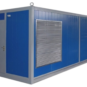 Дизельный генератор ENERGO EDF 400/400 V в контейнере