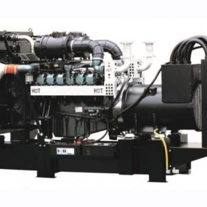 Дизельный генератор ENERGO EDF 750/400 D