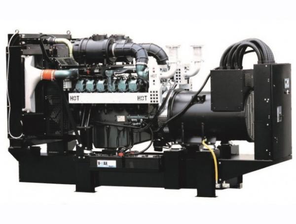Дизельный генератор ENERGO EDF 650/400 D с АВР