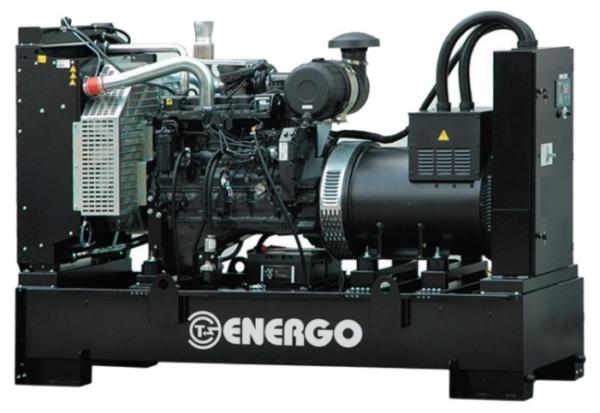 Дизельный генератор ENERGO EDF 130/400 IV с АВР