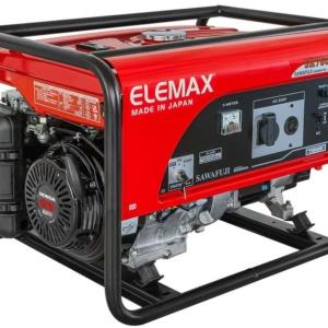 Бензогенератор ELEMAX SH7600EX-R