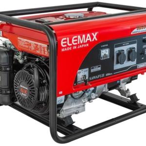 Бензогенератор ELEMAX SH6500EX-RS с АВР
