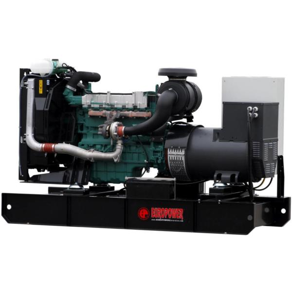 Дизельный генератор EUROPOWER EP 250 TDE с АВР