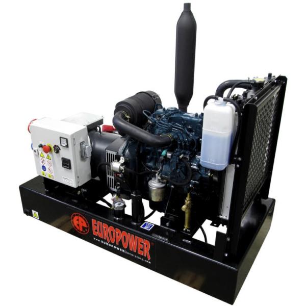 Дизельный генератор EUROPOWER EP 83 TDE