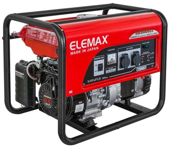 Бензогенератор ELEMAX SH3900EX-R
