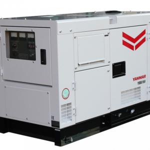 Дизельный генератор YANMAR YEG150DTHS-5B в кожухе
