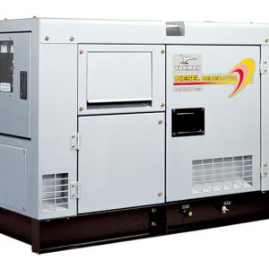 Дизельный генератор YANMAR YEG150DSHS-5B в кожухе с АВР