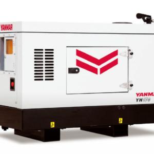 Дизельный генератор YANMAR YH170DTLS-5R в кожухе