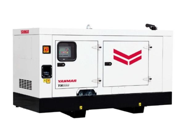 Дизельный генератор YANMAR YH440DTLS-5R в кожухе с АВР