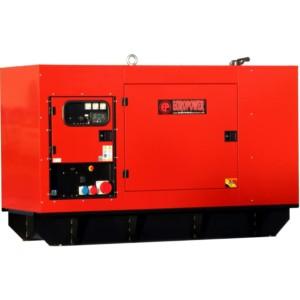Дизельный генератор EUROPOWER EPS 180 TDE в кожухе