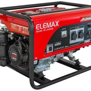 Бензогенератор ELEMAX SH4600EX-R