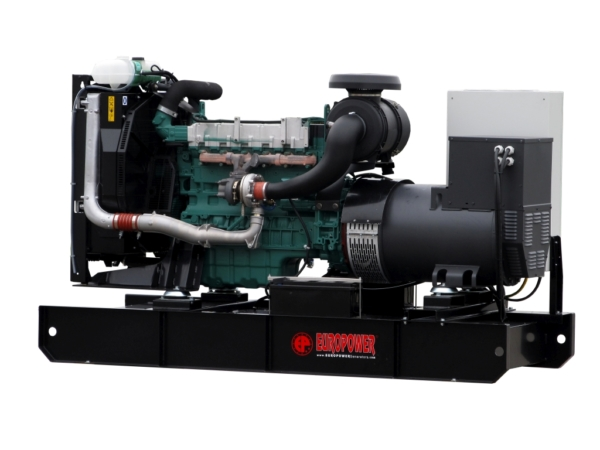 Дизельный генератор EUROPOWER EP 200 TDE с АВР