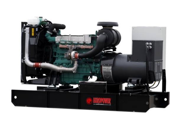 Дизельный генератор EUROPOWER EP 200 TDE
