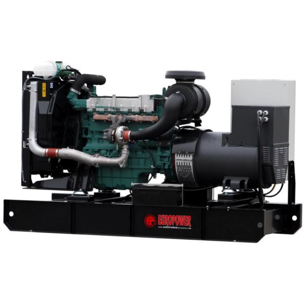 Дизельный генератор EUROPOWER EP 500 TDE