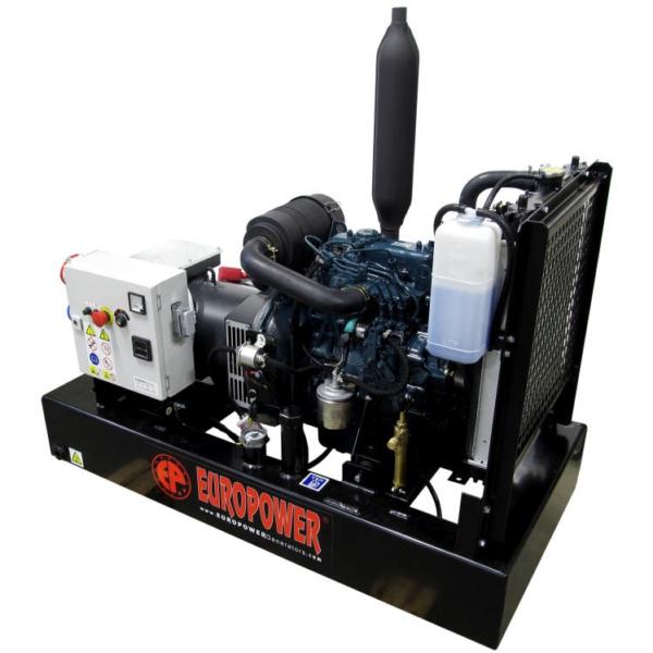 Дизельный генератор EUROPOWER EP 133 TDE с АВР